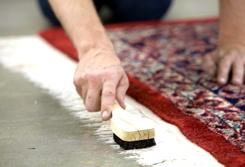 Oriental Rug Needs Cleaning