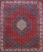 Traditional Bidjar Oriental Rugs