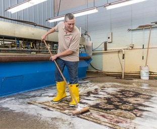 Oriental Rug Cleaning, Boston