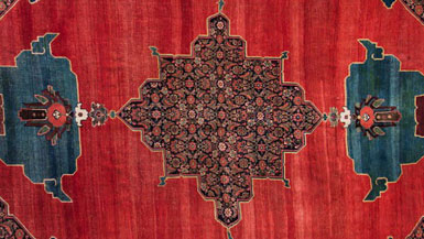 Antique Oriental Rugs and Antique Look Rugs