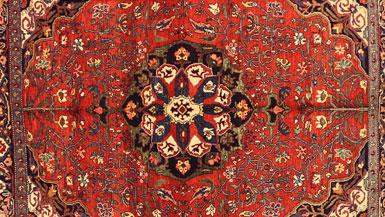 Traditional Bidjar Oriental Rugs