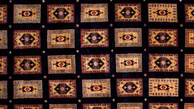 Gabbeh, Persian Tribal Rugs